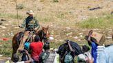 The Biden Administration Will No Longer Use Horses At A Texas Border Crossing