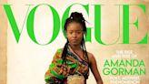 Amanda Gorman lands U.S. Vogue cover
