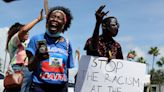 Charges of racism swirl as Haitian Americans, allies unite to protest Biden's border crisis