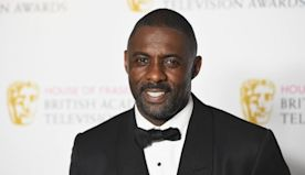 Idris Elba set to receive special award at TV Baftas for 'outstanding work' and 'championing diversity'