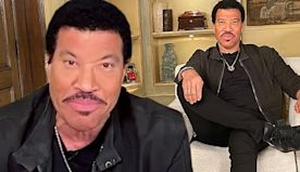 American Idol: Lionel Richie, 70, embraces working from home