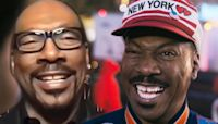 'Coming 2 America' Star Eddie Murphy Teases the Possibility of a Third Film