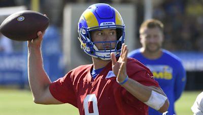 Leonard Floyd: Matthew Stafford is making the Rams defense better