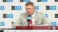 Huskers speak at Big Ten Football Media Days in Indianapolis