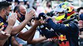 How Sergio Perez Stole F1 Win from Red Bull Teammate Max Verstappen in Azerbaijan