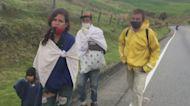 Venezuelan migrants risk lives to cross into Chile