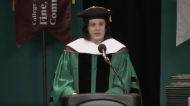 See Jack White Receive Honorary Doctorate From Wayne State University