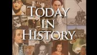 Today in History for October 13th