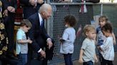 In CT visit, President Biden makes pitch for social spending, human rights