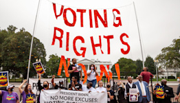 Republicans blocked a key voting rights bill. Are Democrats out of options?