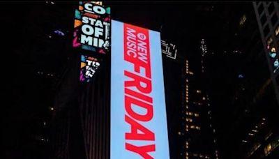 國際蔡發威 !蔡依林美照躍上紐約時代廣場