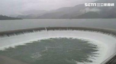 一夜豪雨帶來1億噸!水庫大進帳 水利署:水情短期不告急