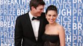 Ashton Kutcher 'Texts' Date Night Selfie With Mila Kunis After Sharing His Phone Number Online