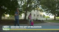 Give Dad the gift of relaxation at Shaker Village of Pleasant Hill