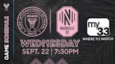 Inter Miami CF Hosts Nashville SC In Eastern Conference Play On Wednesday
