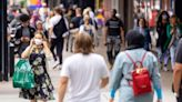 U.K. Retail Sales Fall in Worst Stretch for Shops Since 1996