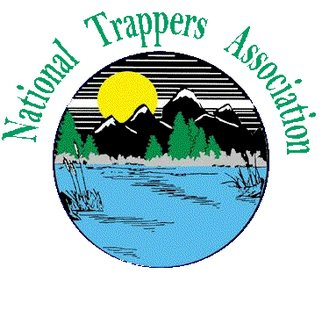 The National Trappers Association logo.