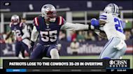 The Positive And The Negative From Patriots' OT Loss To Cowboys