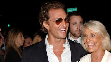 Matthew McConaughey opens up about his 8-year estrangement with his mom