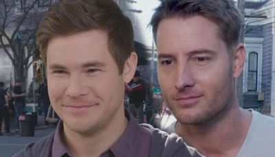 'Jexi' Set Visit: Adam DeVine and Justin Hartley on What to Expect From the Comedy (Exclusive)