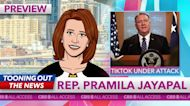 Rep. Pramila Jayapal tells Mike Pompeo to stop scrolling on TikTok | Preview
