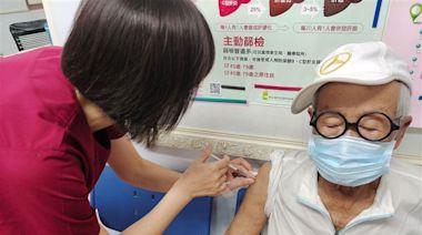 獨家/90歲脫線打疫苗副作用!兒證實:37.8度發燒中