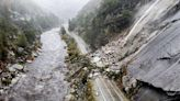 Drought-stricken California pounded by massive storm
