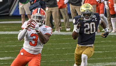 Patriots have met with Clemson WR Amari Rodgers multiple times