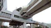 中捷守護市民通勤通學安全 九德、烏日站開放天橋通行