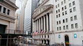 Stock market news live updates: Dow rises to all-time intraday high as earnings roll, Bitcoin sets record