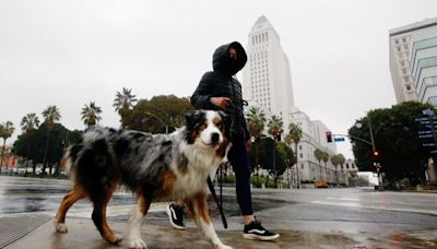 Storm shatters rainfall records in Southern California. Who got the most?