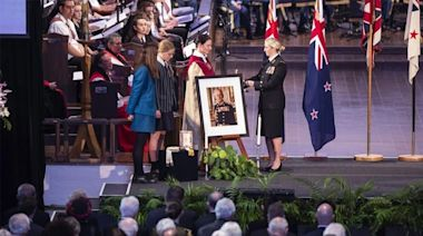 皇夫逝世 新西蘭悼念菲臘親王 總督悼詞讚「如天上不變的星星」   蘋果日報