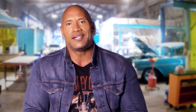 A LifeMinute with Dwayne Johnson on Fast & Furious Presents: Hobbs & Shaw