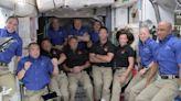 53年後再次「夜間降落」 SpaceX飛龍號載4名太空人返回地球