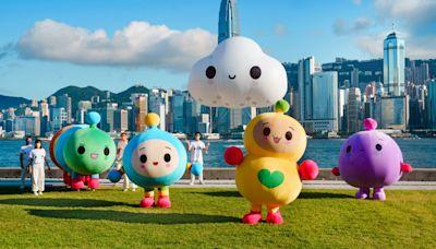 【西九打卡】旅發局聯乘「FriendsWithYou」推廣西九龍 Little Cloud等角色下周四起與市民見面 - 香港經濟日報 - TOPick - 新聞 - 社會