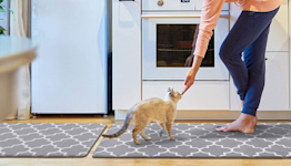 If You Stand in the Kitchen for Long Periods of Time, You Need These Anti-Fatigue Rugs