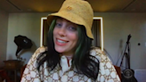 Billie Eilish admits she wore 'the ugliest' Halloween costume wig for 'Late Show' appearance