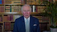Prince of Wales recites God's Grandeur for Easter