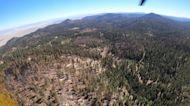 California's Massive Dixie Fire Reaches 90% Containment