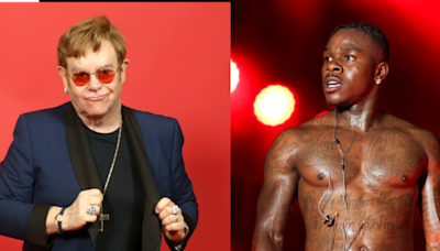 Elton John Calls Out DaBaby for HIV Misinformation: 'This Fuels Stigma and Discrimination'