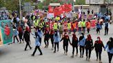 Pakistan police file 'blasphemy' case against feminist marchers
