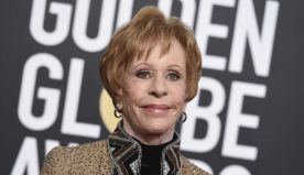 Carol Burnett puts variety, and music, back in her show