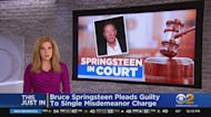 Bruce Springsteen Pleads Guilty To Illegally Consuming Alcohol