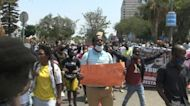 Angolans protest against alleged state corruption