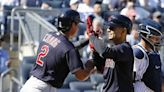 Cleveland Wallops Yankees As New York's Roller-Coaster Season Continues