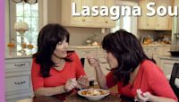 Healthy Recipes From Twin Sisters Who Care - Lasagna Soup