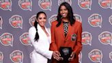 Vanessa Bryant made Kobe's Hall of Fame induction a joyous occasion for all
