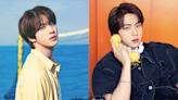 Jin要有侄子了!BTS單曲《Butter》太紅了!Jin幫侄子起胎名直接叫「Butter」