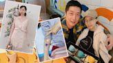 馬仔打氣丨抗癌歌手李明蔚病情轉好 癌細胞68跌至2