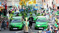 Dublin's St. Patrick's Day Celebration Is Going Virtual Again After Canceling Due to COVID